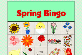 Enjoy fun with the indoor game bingo